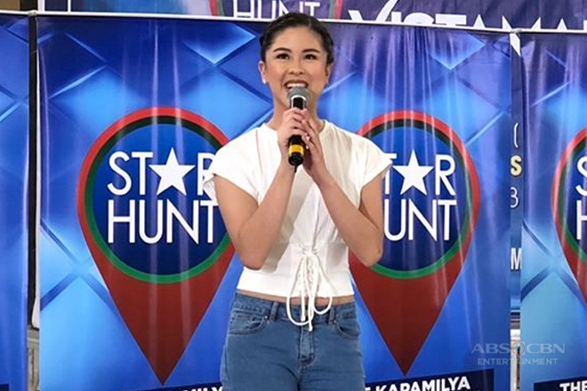 PHOTOS: Kisses Delavin, nagbigay ng suporta at inspirasyon sa Star Hunt Bataan