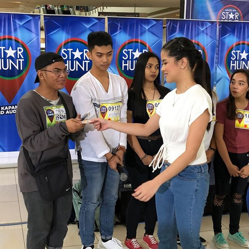 PHOTOS: Kisses Delavin, nagbigay ng suporta at inspirasyon sa Star Hunt Bataan
