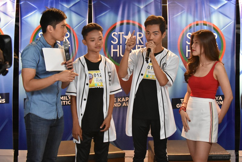 PHOTOS: Kapamilya stars at the Star Hunt: The Kapamilya Grand Auditions