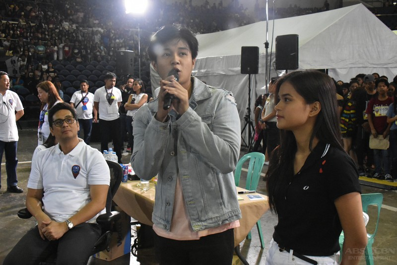 PHOTOS: Kapamilya stars at the Star Hunt: The Kapamilya Grand Auditions