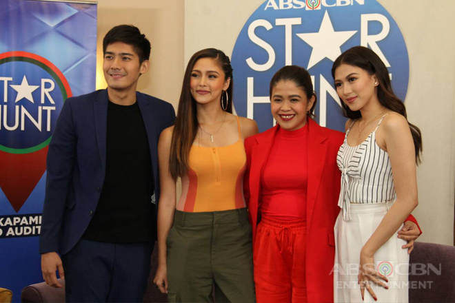 """Star Hunt,' discovering Pinoy talents and buildings stars"